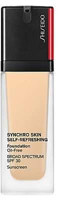 Shiseido Women's Synchro Skin Self-Refreshing Liquid Foundation