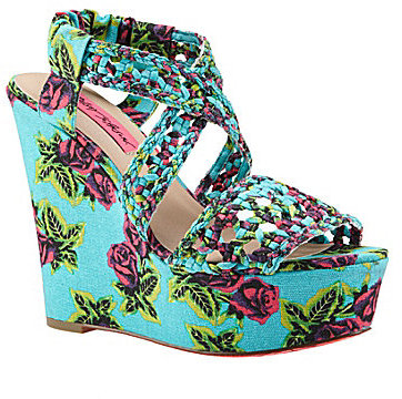 Betsey Johnson Busta Sandal