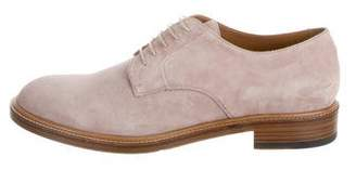 O'Keeffe Suede Derby Shoes