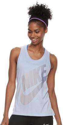 Nike Women's Sportswear Logo Graphic Tank