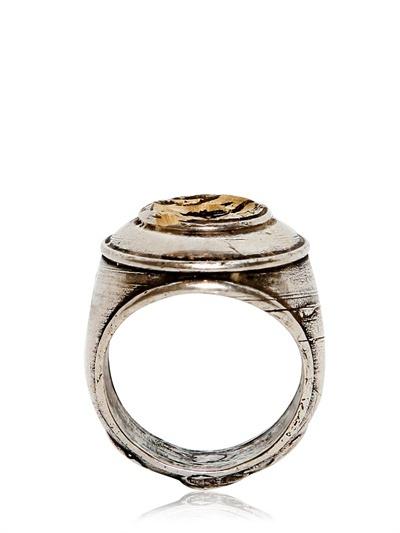Maison Martin Margiela Vintaged Brass Ring
