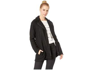 BB Dakota Knit It and Quit It Brushed Knit Jacket