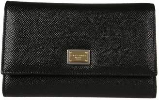 Dolce & Gabbana Dauphine Snap Wallet