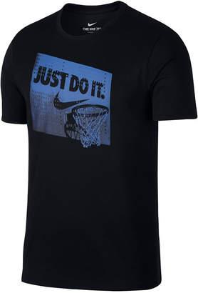 Nike Men's Dri-fit Just Do It T-Shirt