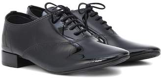 Repetto Charlot patent leather Oxford shoes