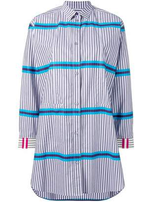 Paul Smith striped shirt dress