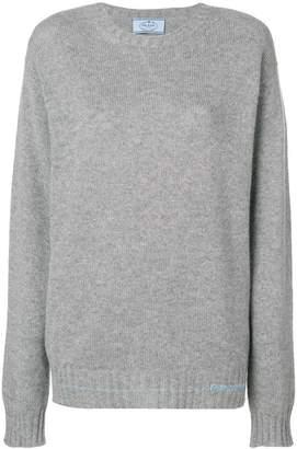 Prada knit jumper