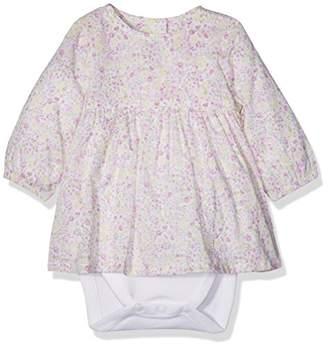 Mothercare Floral Romper Dress, Multi, (Manufacturer Size:62)