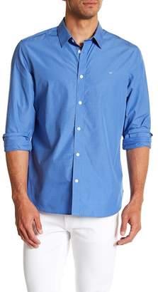 Calvin Klein Solid Woven Shirt