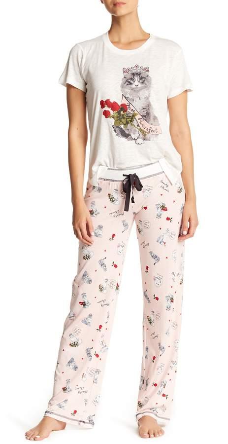 PJ SALVAGE Beauty Queen Pajama Pants