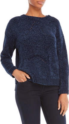 Cliche Star Soft Knit Sweater