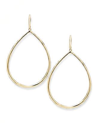 Ippolita Wire Teardrop Hoop Earrings, Large