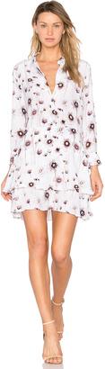 Equipment Natalia Floral Dress $398 thestylecure.com
