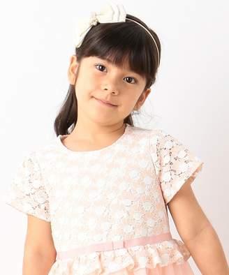 Kumikyoku (組曲) - 組曲 KIDS 【KIDS雑貨】グログラン配色カチューシャ(C)FDB