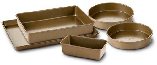 Calphalon 5-pc. Nonstick Simply Nonstick Bakeware Bakeware Set