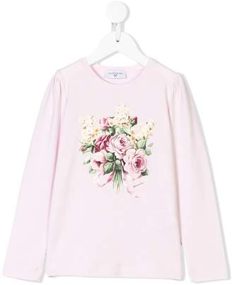 MonnaLisa flower bouquet top