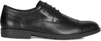 Geox Amphibiox Hilstone Wide Waterproof Leather Oxfords