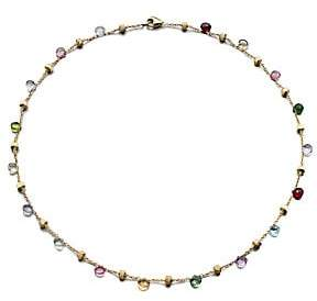 Marco Bicego Women's Paradise Semi-Precious Multi-Stone & 18K Yellow Gold Station Necklace