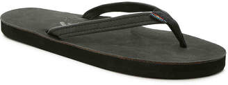 Rainbow Narrow Strap Flip Flop - Women's