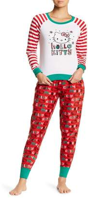 Hello Kitty Jolly Holiday 2-Piece Pajama Set