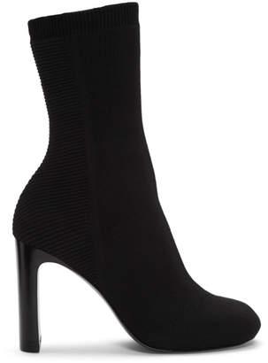 Rag & Bone Black Ellis Knit Boots