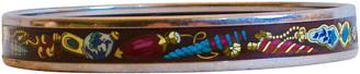 One Kings Lane Vintage HermAs Flacons Enamel Bangle - The Emporium Ltd.