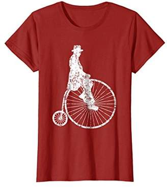 Bicycle Gift T-Shirt for Cyclists & Bike Riders