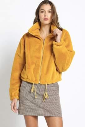 Timeless Mustard Jacket