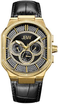 JBW Men's Orion Diamond & Crystal Watch