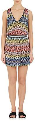 Missoni Mare Women's Open-Knit Sleeveless Dress