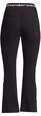 Alexander Wang Women's Crop Suiting Pants