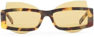 Courreges The Make Up sunglasses