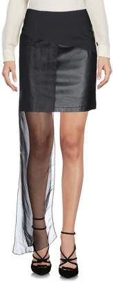 Andrea Morando Knee length skirts