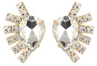 Loren Hope Olivia Crystal Fan Stud Earrings