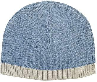 Barneys New York Kids' Stockinette-Stitched Hat