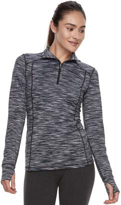 Tek Gear Women's Performance 1/4-Zip Jacket