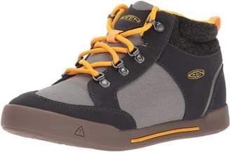 Keen Kid's Encanto Wesley II High Top Ankle Boots, Magnet/Black
