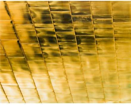 Golden Wall (No. 3)