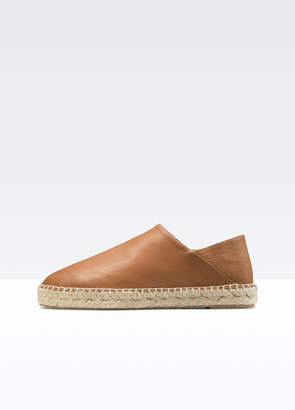 Rachael Leather Espadrille