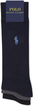Polo Ralph Lauren Super Soft socks pack of three $33 thestylecure.com
