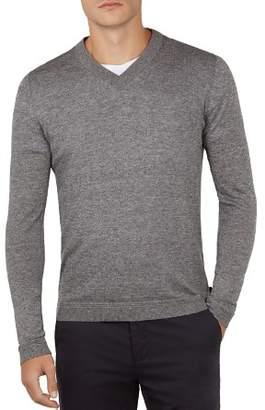 Ted Baker Noel Knit V-Neck Sweater