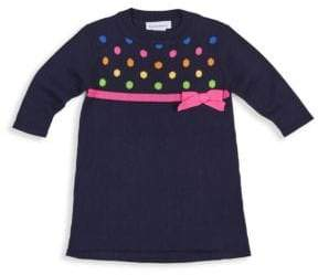 Florence Eiseman Toddler's& Little Girl's Knitted Dress