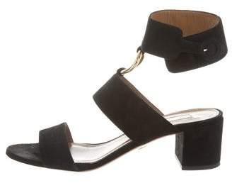 Aquazzura Ankle Strap Sandals