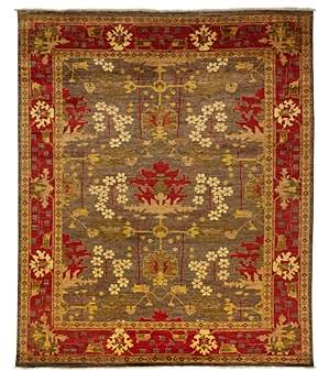 Morris Collection Oriental Rug, 7'10 x 9'4