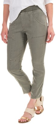 XCVI Leo Summer Woven Crop Pants (For Women) $29.99 thestylecure.com