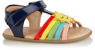 George First Walkers Sunshine Sling Back Sandals