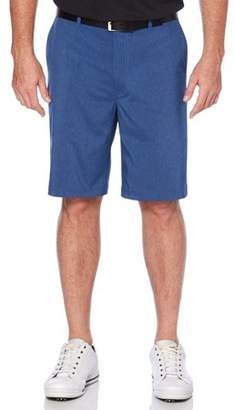Hogan Ben Big Men's Performance Flat Front Active Flex Waistband Four Way Stretch Golf Short