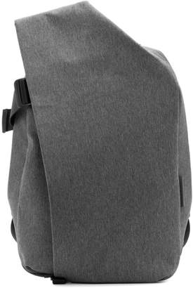 Côte and Ciel Grey Melange EcoYarn Medium Isar Rucksack