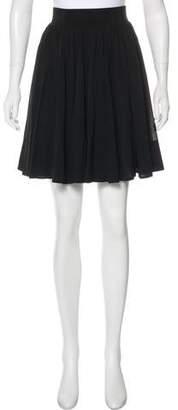 Rag & Bone Knee-Length Flounce Skirt