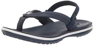Crocs Baby Crocband Strap Flip Flop Ballet Flat